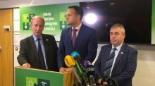 Hurricane Ophelia: Shane Ross delivers transport updates