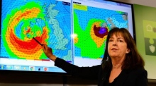 Hurricane force ten winds recorded off Cork coast