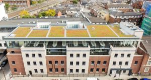South Point on Harmony Row: recently redeveloped and enlarged by an additional floor by boutique investment broker Lugus Capital