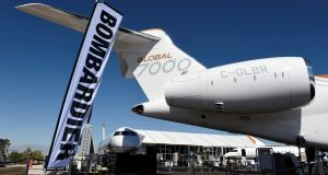 Canada's Bombardier is continuing to look at strategic options for its aerospace division but no deal is imminent, people familiar with the matter said on Monday.