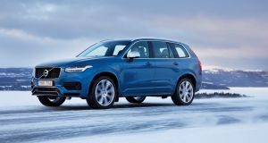 Volvo's Irish sales rise 24.5% due to popularity of XC90 SUV