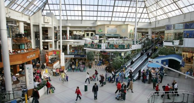 Blackrock shopping centre