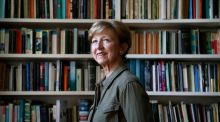 Olivia O'Leary: 'As you get older, you become invisible'