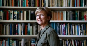 "Olivia O'Leary: ""I go in, I do my column, and I bugger off. I'm at that age where the internal politics of RTÉ don't interest me anymore."" Photograph Nick Bradshaw"