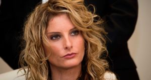 "Summer Zervos:  former contestant on  ""The Apprentice"". Photograph:   Valerie Macon/AFP/Getty Images"