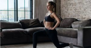 The seven primal fitness moves: squat, lunge, twist, bend