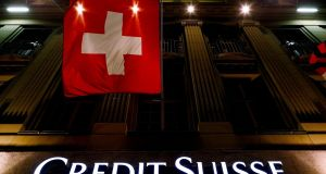 Hedge fund RBR wants to divide Credit Suisse into an investment bank, an asset management group and a wealth manager. Photograph: Ruben Sprich/Reuters
