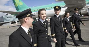 "Aer Lingus has launched its ""biggest ever"" pilot recruitment drive."