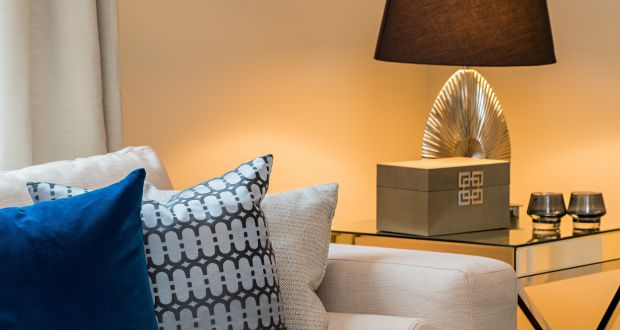 Consider Renting Some Furniture If You Want To Create A Particular Look.