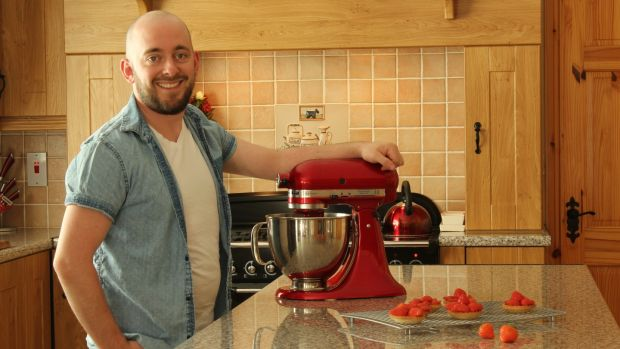 "Shane Smith: ""The KitchenAid range of mixers are a baker's dream."""