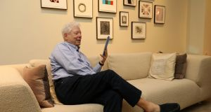 Richard Thaler: Ireland's Department of Public Expenditure and Reform has established a Behavioural Economics Unit to implement some of his  ideas. Photograph: University of Chicago/Anne Ryan/Reuters