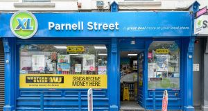 No 185 Parnell Street, Dublin, rented to XL Newsagents