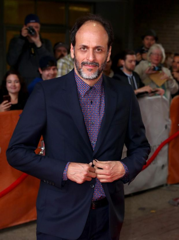 Luca Guadagnino attends the premiere of Call Me by Your Name at the Toronto International Film Festival in September. Photograph: Joe Scarnici/Getty Images