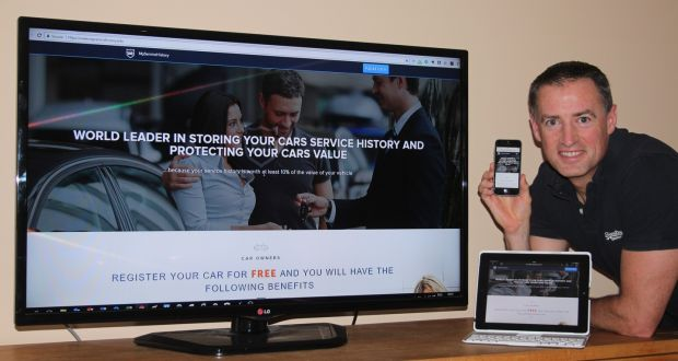 myservicehistory helps keep car service records up to date