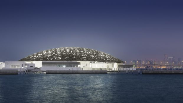 Louvre Abu Dhabi will open its doors to the public on November 11th, 2017