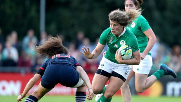 """A kick in the teeth for players,"" tweeted Ireland centre Jenny Murphy. ""So much progress made by other nations and we take five steps backwards."""
