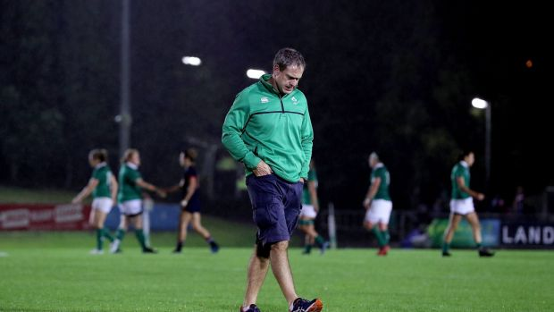 Former women's coach Tom Tierney has not yet been replaced.