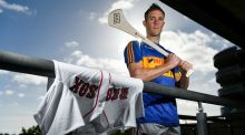 "Michael Cahill in Croke Park to launch the AIG Fenway Hurling Classic and Irish Festival. ""Whatever it is about Tipperary, rumours seem to fly.""  Photograph:  Brendan Moran/Sportsfile"