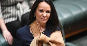 Linda Burney:  first Aboriginal woman to be elected to Australia's House of Representatives