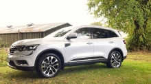 Our Test Drive: the Renault Koleos