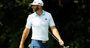 Dustin Johnson has been world No.1 for 35 straight weeks. Photograph: Getty Images