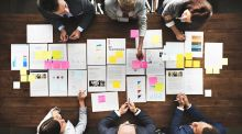 A lot of work which might be seen as routine or an ongoing part of running a business or organisation can also be helped by good project management. Photograph: iStock