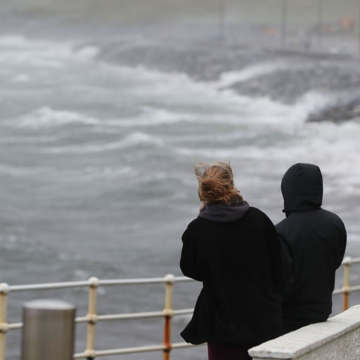 Storm Ophelia: Facts and figures of the strongest east