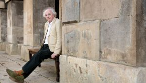 Philip Pullman: described The Book of Dust as neither a sequel nor a prequel but an equel to His Dark Materials. Photograph: Michael Leckie