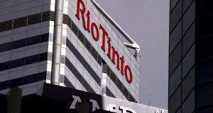 "The SEC complaint filed in federal court in New York claims Rio concealed setbacks at the Mozambique project, and that former CEO Tom Albanese put forward a ""false positive outlook"" for the asset. Photograph: David Gray/Reuters"