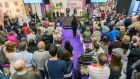 The 'Irish Times' Home & Design Theatre at the Ideal Home Show.