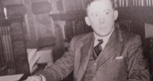 Richard Hayes: librarian and code-breaker