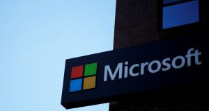 The Microsoft case pits the company against the US government in a tussle over emails held in its Dublin data centre