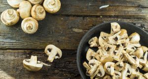 Button Farm Mushrooms in Co Armagh has gone into administration. Photograph: iStock.