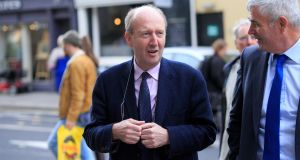Minister for Transport Shane Ross, who has proposed the Bill. Photograph: Gareth Chaney/Collins