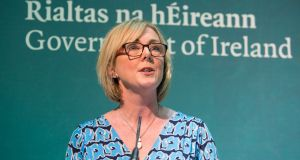 Minister for Social Protection Regina Doherty said  reversing the 2012 pension changes would unnecessarily benefit people who have access to other resources. File photograph: Gareth Chaney Collins