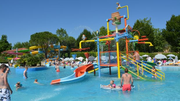 Spend a family holiday in Bella Italia resort, Lake Garda