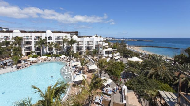 Five-star holidays at Princess Yaiza Resort, Lanzarote