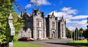 Live like a king or queen in Belleek Castle, Co Mayo