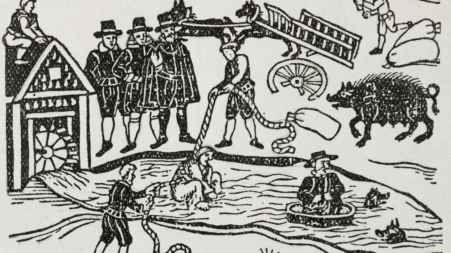a history of witchcraft during the 17th century in new england History (8,438 ) physics (2,682) witchcraft in the 17th century witchcraft in europe during the 17th a large proportion of society in england believed in.