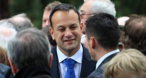 Taoiseach Leo Varadkar said many families had endured enormous mental health trauma due to fears  about what would happen to their family home. Photograph: Collins