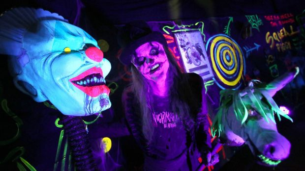 Face your Fears this Halloween at The Nightmare Realm at The RDS, Dublin and Kennedy Quay, Cork.