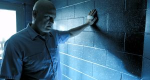 Banged up in the Big House: Vince Vaughn  in Brawl in Cell Block 99