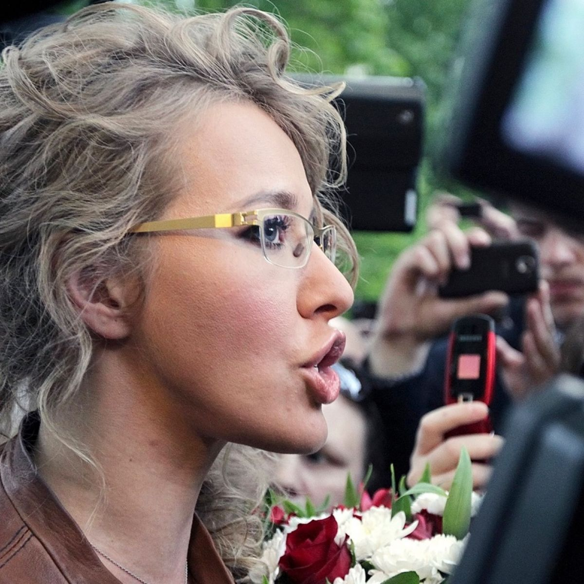 Ksenia Sobchak lost the meaning of life 11/17/2009 18