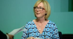 Minister for Social Protection Regina Doherty: said reversal of changes that resulted in 36,000 people receiving reduced payments would happen in 'matter of weeks'. Photograph: Dara Mac Dónaill