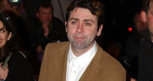 Sean Hughes, pictured in 2001, was born John Hughes, the middle of three boys, in London in 1965. Photograph: Yui Mok/PA Wire