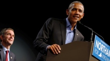 Barack Obama: 'Politics is infecting our communities'