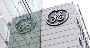 GE reported that adjusted profit decreased to 29 US cents a share for the third quarter, falling well short of the 50-cent average of analysts' estimates. Photograph: Urs Flueeler/EPA