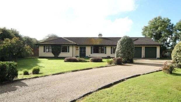 Barnhill Lodge, a four-bed 1.4km from the centre of Termonfeckin village in Co Louth