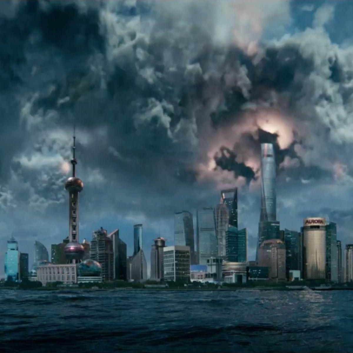 Geostorm: the second-worst sto...