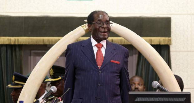 Simon Harris calls choice of Mugabe as WHO ambassador